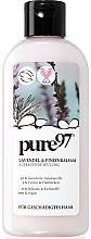 Kup Odżywka do włosów zniszczonych lawendowo-sosnowa - Pure97 Lavendel & Pinienbalsam Conditioner