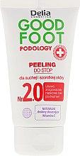 Kup Peeling do stóp do skóry suchej i szorstkiej - Delia Good Foot Podology Nr 2.0