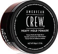 Kup Supermocna pomada do stylizacji włosów - American Crew Heavy Hold Pomade