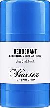 Kup Dezodorant - Baxter of California Sensitive Stik Deo