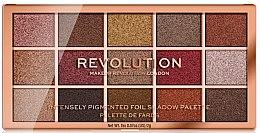 Kup Paletka cieni do powiek - Makeup Revolution Foil Frenzy Eye Shadow Palette