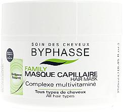 Kup Multiwitaminowa maska do włosów - Byphasse Family Multivitamin Complex Hair Mask