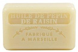 Kup Marsylskie mydło w kostce z olejem z pestek winogron - Foufour Savonnette Marseillaise Huile de Pepin de Raisin
