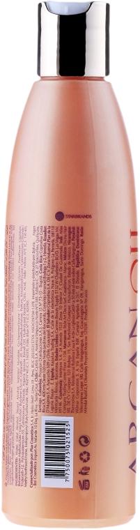 Lekka odżywka bez spłukiwania Olej arganowy - Kativa Argan Oil Leave-In Protection Softness & Shine — фото N2