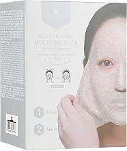 Kup Modelująca maska rozjaśniająca do twarzy - Shangpree Silver Premium Modeling Mask