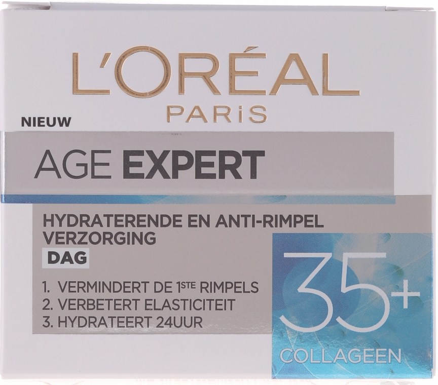 Przeciwstarzeniowy krem do twarzy - L'Oreal Paris Age Expert 35+ — фото N1