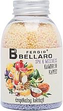 Kup Zmiękczający kawior do kąpieli Tropikalny koktajl - Fergio Bellaro Tropical Cocktail Bath Caviar