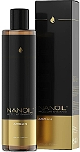 Kup Szampon micelarny z olejkiem arganowym - Nanoil Argan Micellar Shampoo