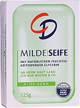 Kup Łagodne mydło w kostce Aloes – CD Aloe Vera Soap