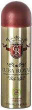 Kup Cuba Royal - Perfumowany dezodorant w sprayu