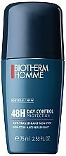 Kup Długo działający antyperspirant w kulce dla mężczyzn - Biotherm Homme Day Control 48H Protection Antiperspirant Roll-On
