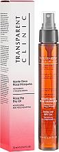 Kup Olejek w sprayu Dzika róża i witamina E - Transparent Clinic Rosehip Dry Oil in Spray