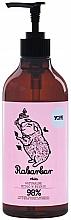 Kup Naturalne mydło w płynie Rabarbar i róża - Yope Rhubarb and Rose Natural Liquid Soap