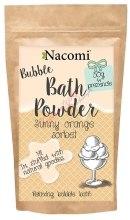 Kup Puder do kąpieli Pomarańczowy sorbet - Nacomi Sunny Orange Sorbet Bath Powder