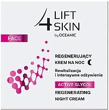 Kup Regenerujący krem na noc - Lift4Skin Active Glycol Regenerating Night Cream
