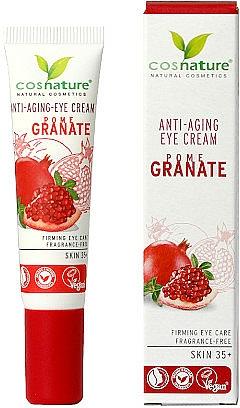 Krem pod oczy Granat - Cosnature Eye Cream Pomegranate — фото N1