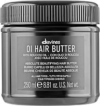 Odżywcze masło do wszystkich rodzajów włosów - Davines OI Hair Butter — фото N2