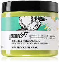 Kup Maska do włosów suchych Jaśmin i kokos - Pure97 Jasmine & Coconut Mask