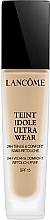 Kup Długotrwały podkład do twarzy - Lancôme Teint Idole Ultra Wear SPF 15