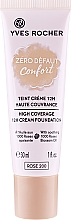 Kup Mocno kryjący podkład do twarzy - Yves Rocher Zero Defaut Comfort 12h Cream Foundation