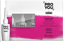 Kup Booster do włosów farbowanych - Revlon Professional Pro You Color Care Boosters