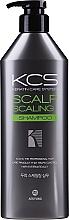 Kup Głęboko oczyszczający szampon przeciwłupieżowy do włosów i skóry głowy - KCS Scalp Scaling Shampoo