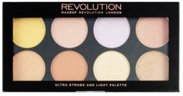 Kup Paletka do strobingu - Makeup Revolution Ultra Strobe And Light Palette