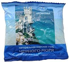 Kup Naturalna sól morska z Morza Czarnego do kąpieli - Aromatika