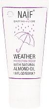 Kup Krem ochronny do twarzy i ciała dla dzieci - Naif Weather Protection Cream