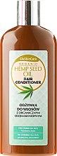 Kup Odżywka do włosów z organicznym olejem konopnym - GlySkinCare Organic Hemp Seed Oil Hair Conditioner