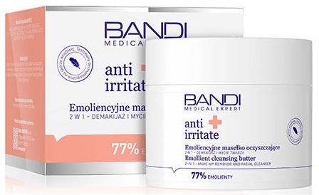 Emoliencyjne masełko oczyszczające - Bandi Medical Expert Anti Irritate