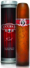 Kup Cuba Red - Woda toaletowa