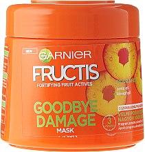 Kup Maska głęboko odbudowująca do włosów bardzo zniszczonych - Garnier Fructis Good Bye Damage Hair Mask