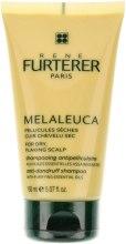 Kup Przeciwłupieżowy szampon do suchej i łuszczącej się skóry głowy - Rene Furterer Melaleuca Anti-Dandruff Shampoo Dry Dundruff Scalp Moisturizer