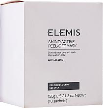 Kup PRZECENA! Maseczka przeciwstarzeniowa do twarzy - Elemis Amino Active Mask (Salon Product) *