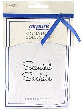 Kup Saszetki zapachowe - Airpure Scented Sachets Linen Room