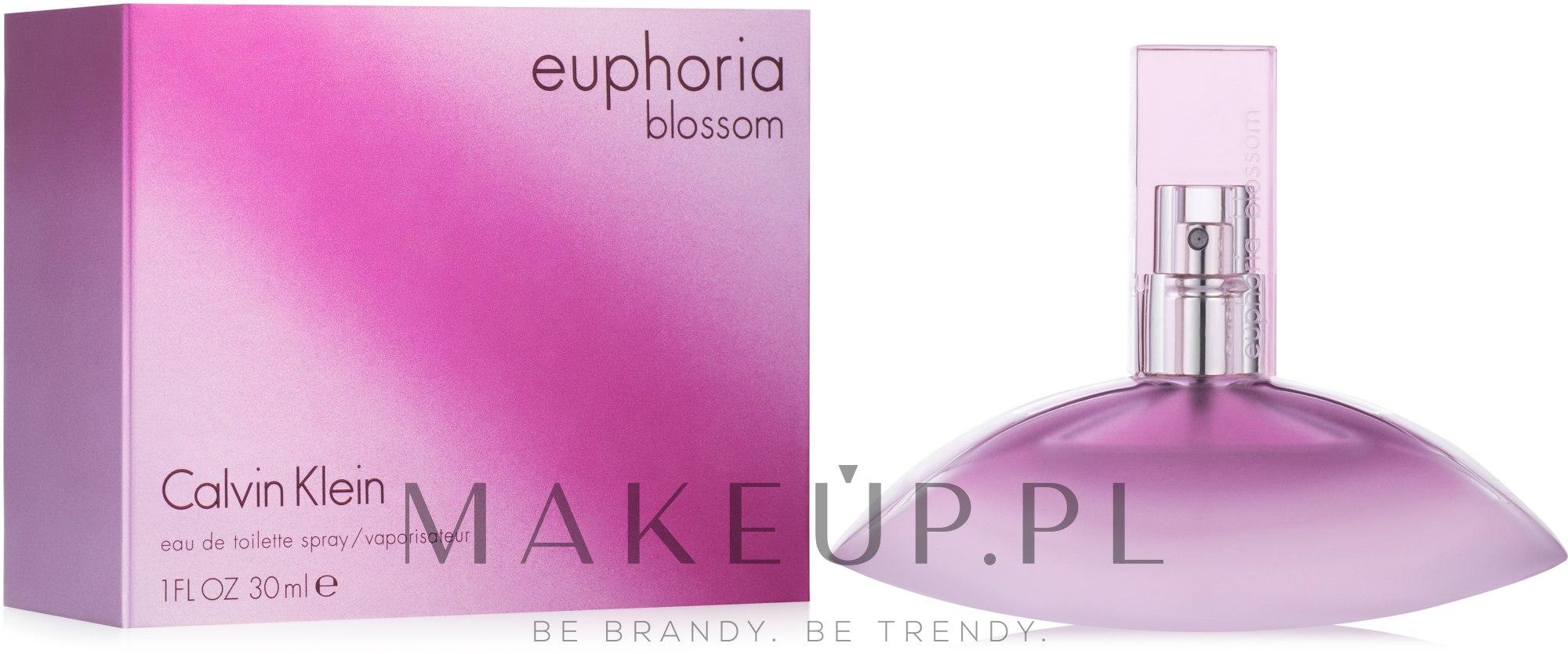 Calvin Klein Euphoria Blossom - Woda toaletowa — фото 30 ml