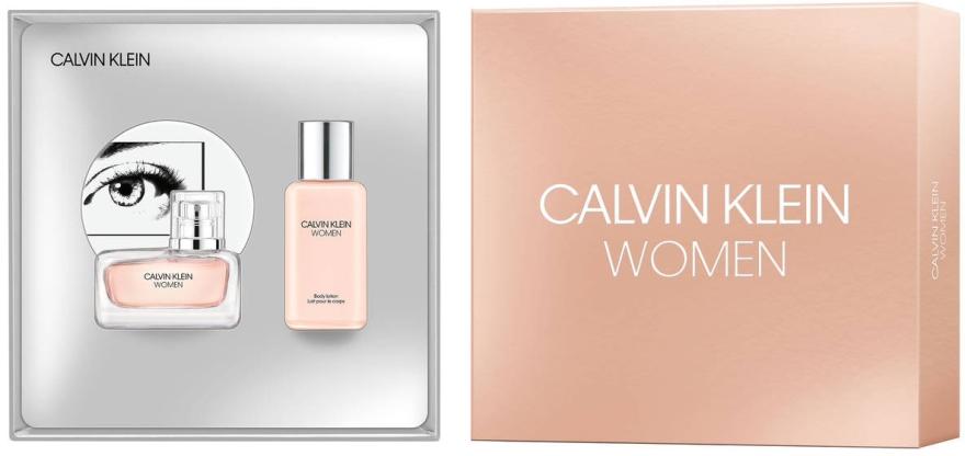Calvin Klein Women - Zestaw (edp 30 ml + b/lot 100 ml) — фото N2