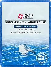 Kup Odmładzająca maseczka-ampułka do twarzy z ekstraktem z jaskółczego gniazda - SNP Birds Nest Aqua Ampoule Mask