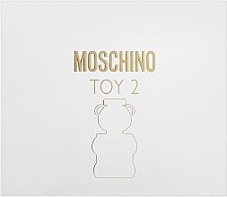 Kup Moschino Toy 2 - Zestaw (edp 50 ml + b/lot 50 ml + sh/gel 50 ml)