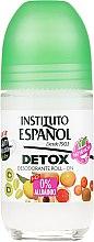 Kup Dezodorant w kulce - Instituto Espanol Detox Deodorant Roll-on