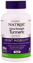 Kup Ekstrakt z kurkumy w kapsułkach - Natrol Extra Strength Turmeric