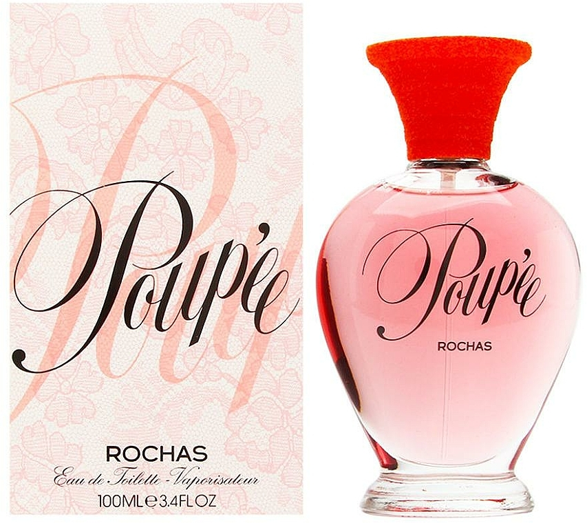 Rochas Poupee - Woda toaletowa — фото N1