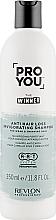 Kup Szampon przeciw wypadaniu włosów - Revlon Professional Pro You The Winner Anti-Hair Loss Invigorating Shampoo