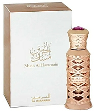 Kup Al Haramain Musk - Olejek perfumowany