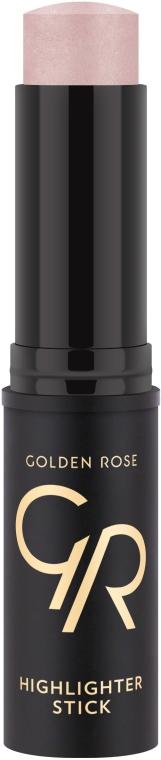 Rozświetlacz w sztyfcie - Golden Rose Highlighter Stick