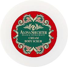 Kup PRZECENA! Krem-peeling do ciała z naturalnymi składnikami i minerałami z Morza Martwego - Alona Shechter Cream Body Scrub *