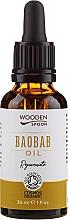 Kup Olej z baobabu do twarzy i włosów - Wooden Spoon Baobab Oil