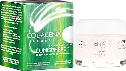 Kup PRZECENA! Rozświetlający krem na dzień do cery normalnej i suchej - Collagena Naturalis Lumisphere Day Cream*