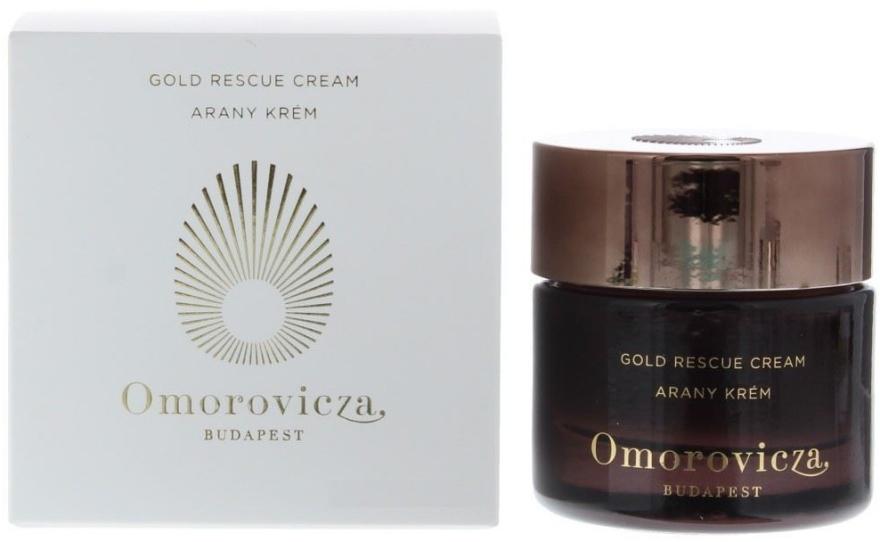 Krem do twarzy - Omorovicza Gold Rescue Cream — фото N1